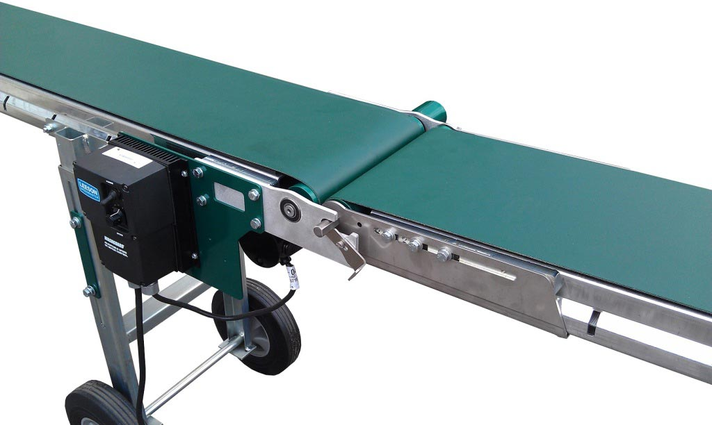 Portable Conveyor | Bouldin & Lawson